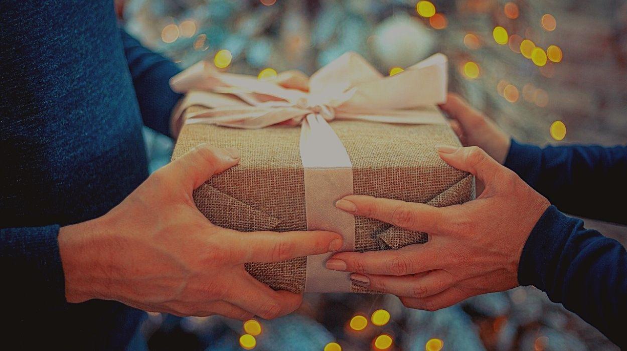 πρωτοχρονιάτικα δώρα