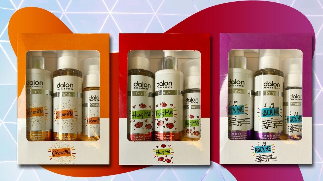 dalon cosmetics gift boxes